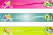 Free Banner Vector