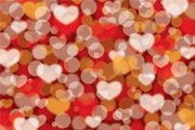 Valentine background Vector Graphic