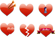 Free Valentine s Day Icon Set