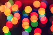 Color Bokeh Textures