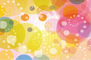 COLORFUL ABSTRACT VECTOR DESIGN 2