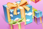 Free Vector Gift
